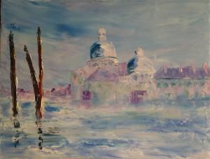 A Monet...