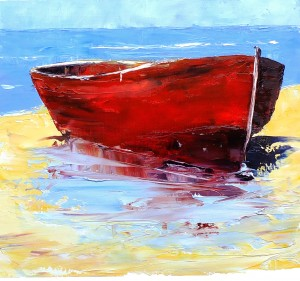 Barque 29x32