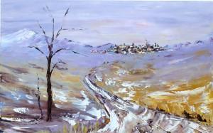 Haute Provence  55x38