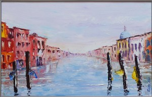 Le grand canal 54x38